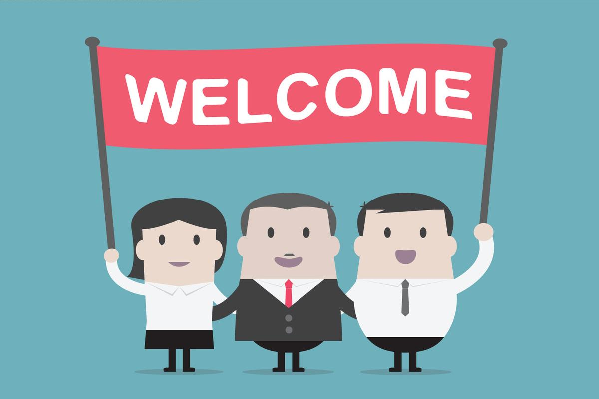 Welcome your new hires with HR-Assistant